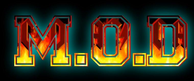 ✠.................... M.O.D Au Hellfest 2014 ................✠