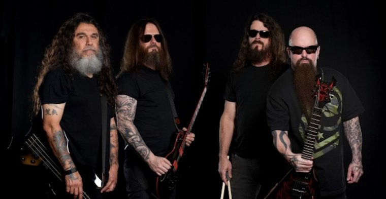 ✠... Slayer - Repentless [Official Visualizer Video] ...✠