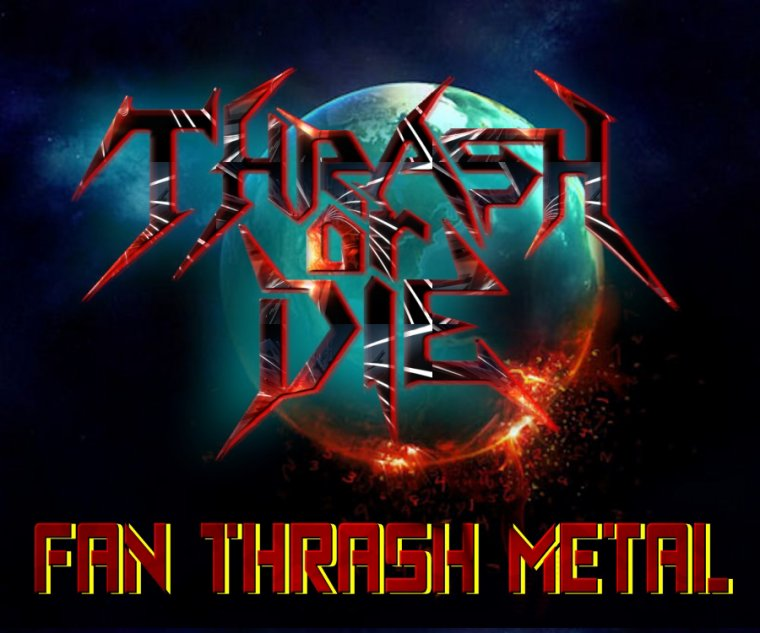 ✠ Thrash Or Die - I Thrash On Your Grave [Official Video] ✠