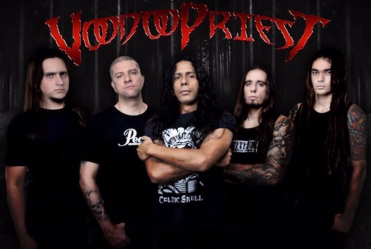 ✠... Voodoopriest - Juggernaut - Official Video ...✠