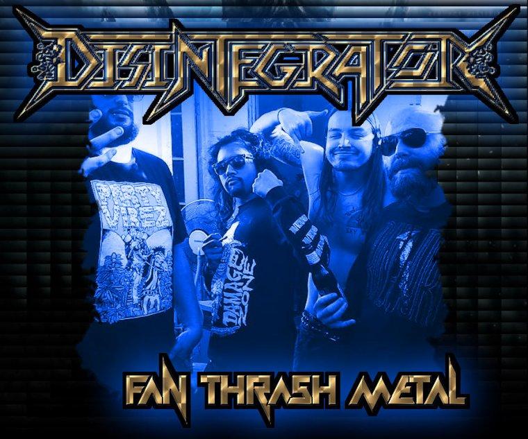 ✠... Disintegrator - Extreme Mutations [Album 2016] ...✠