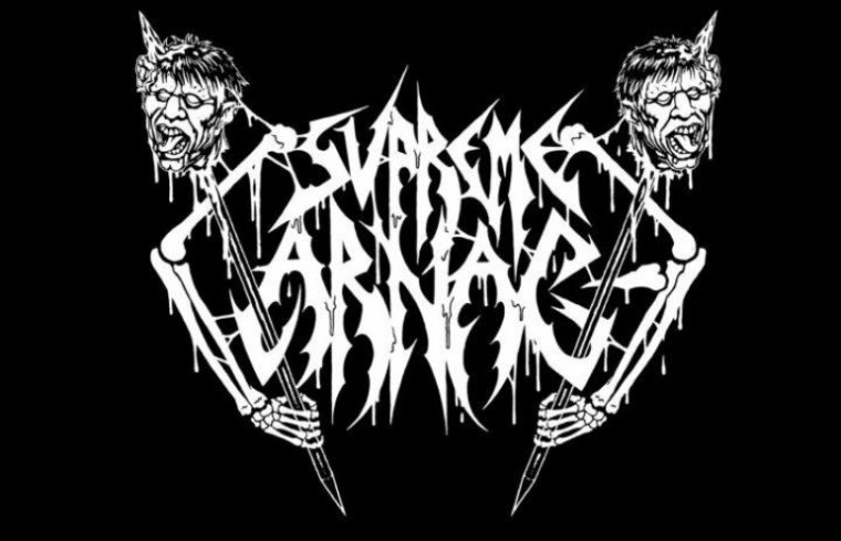 ✠... Supreme Carnage - Sentenced By The Cross [Official Lyric Video 2015] ...✠