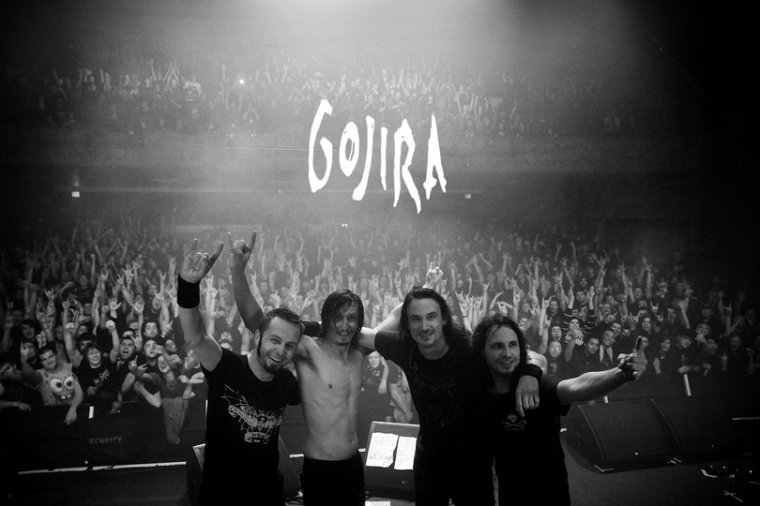 ✠... Gojira - Flying Whales [Live At Brixton Academy, London] …✠