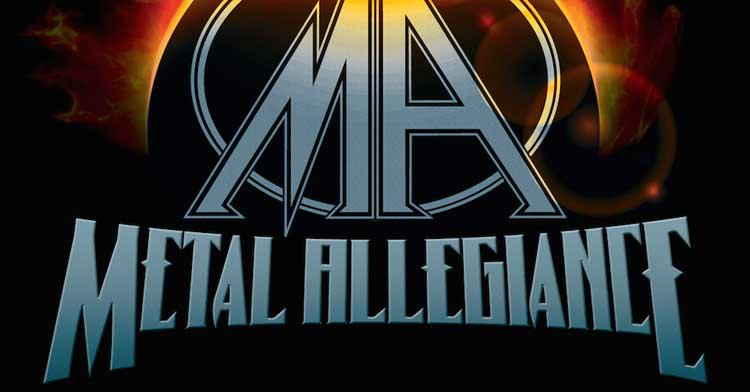 ✠... Metal Allegiance - Can't Kill The Devil [Official Track & Lyric Video] ...✠