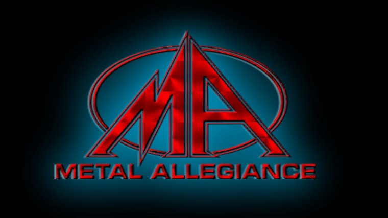 ✠... Metal Allegiance - Pledge Of Allegiance [Official Track & Lyric Video] ...✠