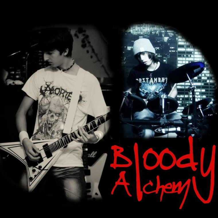 ✠... Bloody Alchemy - Control [Official EP Track] ...✠