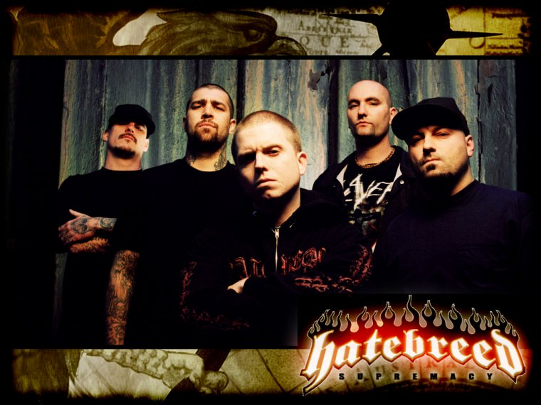 ✠... Hatebreed - Looking Down The Barrel Of Today [Official Music Video] ...✠