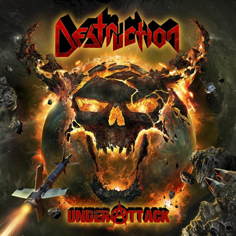 ✠... Destruction - Under Attack [Official Music Video] ...✠