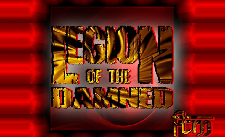 ✠... Legion Of The Damned - Doom Priest   Napalm Records …✠