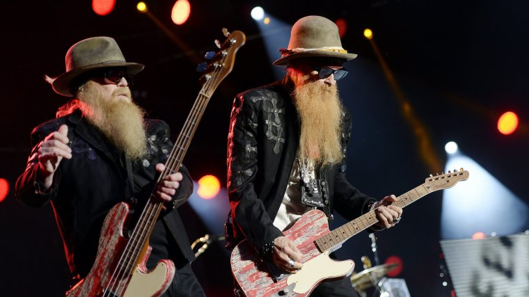 ✠... ZZ TOP Gimme All Your Lovin'-Rétro C Trop-Tilloloy-26 Juin 2016 …✠