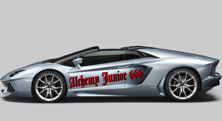 ✠... Kdo D'Anniversaire Pour Alchemy Junior 666 …✠