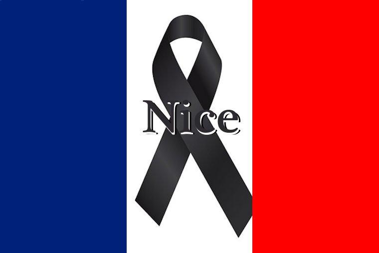 <> Pensées aux victimes, blessés et à leurs parents <> Attentat de Nice <>