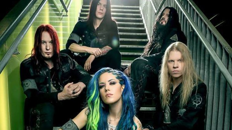 ✠... Arch Enemy - Warning [Kovered In Khaos Limited Deluxe Edition] ... ✠