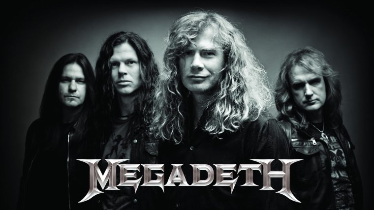 ✠... Megadeth - At Hellfest 2016 …✠