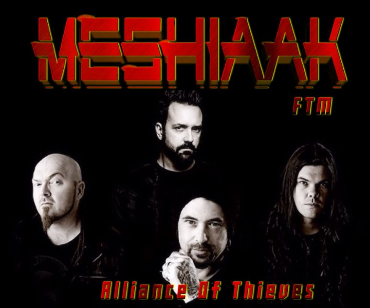 ✠... Meshiaak - Alliance Of Thieves [Alliance Of Thieves] 2016 …✠