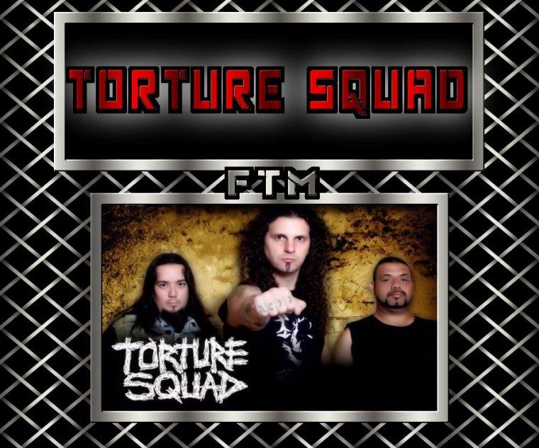 ✠... Torture Squad - Pátria Livre [Official Music Video] …✠