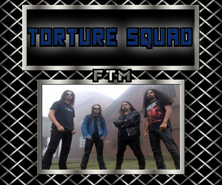 ✠... Torture Squad - Wardance [Official Music Video] …✠