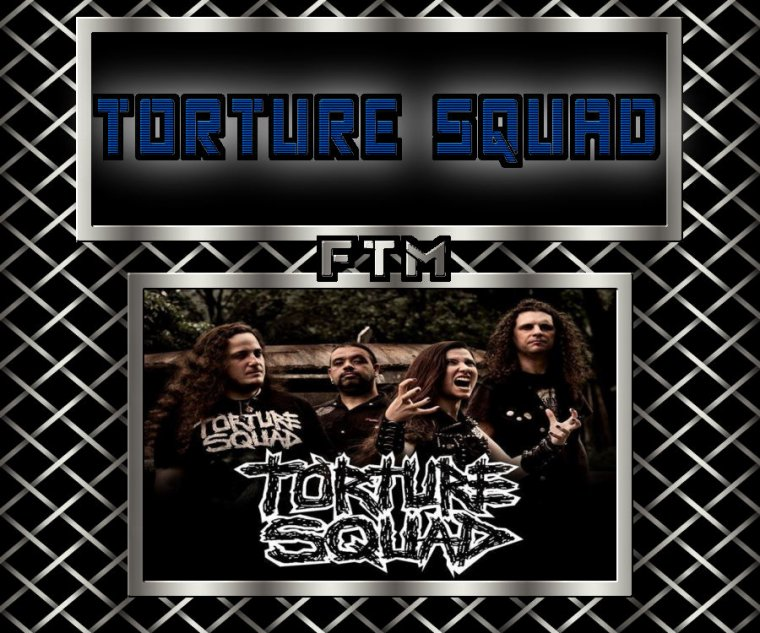 ✠... Torture Squad - Dreadful Lies [Official Lyric Vídeo] …✠