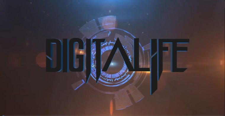 ✠... Digitalife - Uroboros [Official Lyric Video] …✠