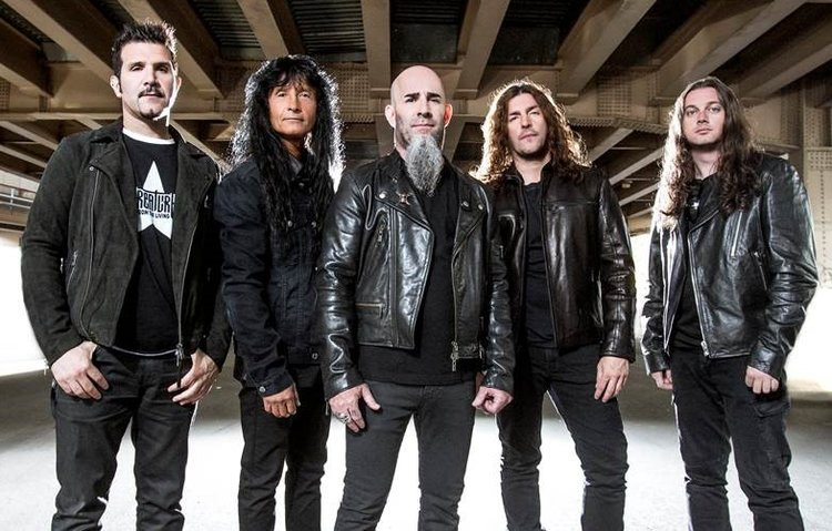 ✠... Anthrax - Indians/Heaven And Hell HD [Live Sofia 2010] …✠