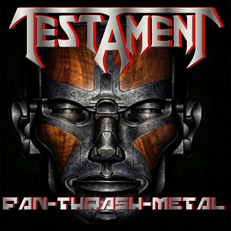 ✠... Testament - The Pale King [Official Music Video] …✠
