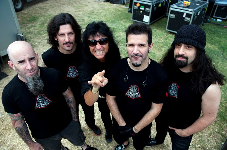 ✠... Anthrax - Zero Tolerance [Lyric Video] …✠