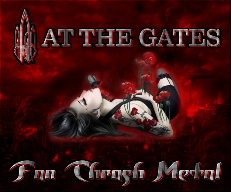 ✠... At The Gates - The Circular Ruins [Live Video] …✠