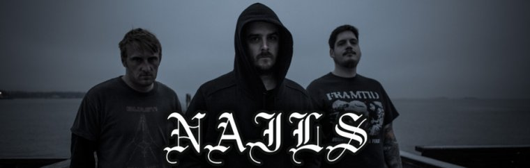 ✠... Nails - You Will Never Be One Of Us [Official Music Video] …✠