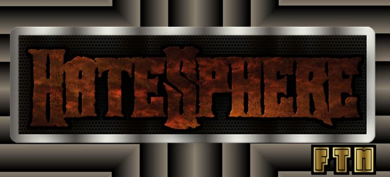 ✠... Hatesphere - New Hell Lyric Video …✠