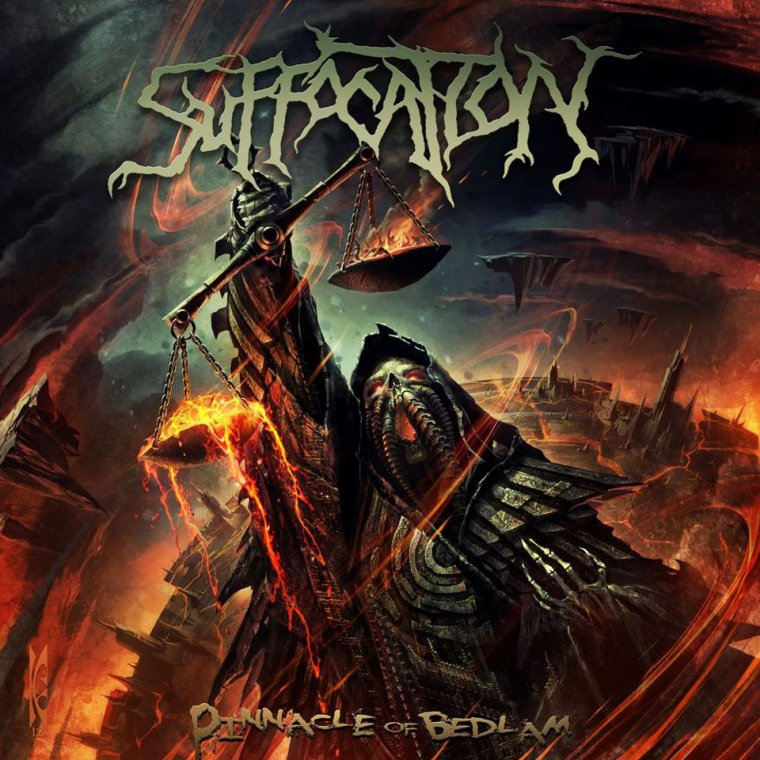 ✠... Suffocation - As Grace Descends …✠