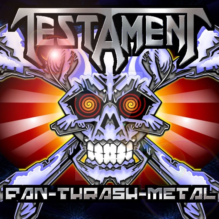 ✠... Testament - Stronghold [360 Visualizer] …✠