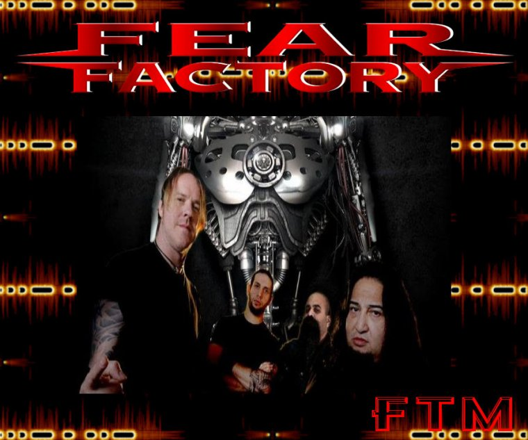 ✠... Fear Factory - Securitron Police State 2000 …✠