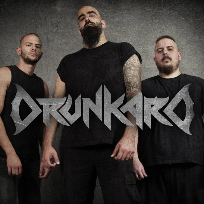 ✠... Drunkard - Inhale The Inferno [Official Video] | Thrash Metal …✠