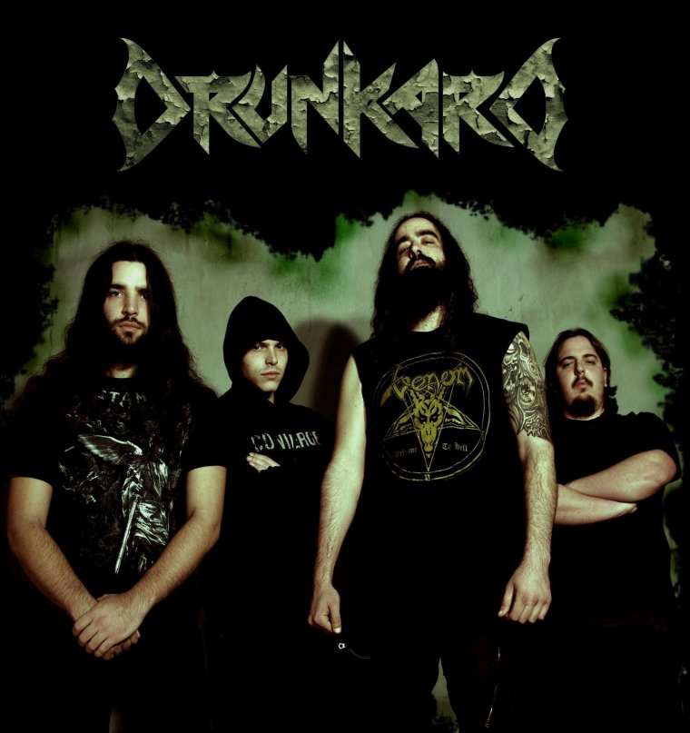✠... Drunkard - Project Satan [Official Lyric Video] | Thrash Metal …✠