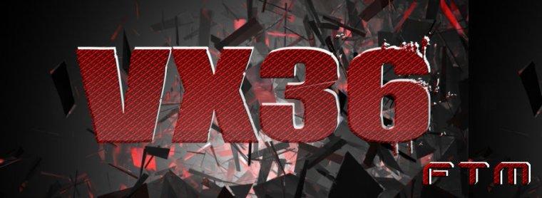 ✠... VX36 - Resist …✠