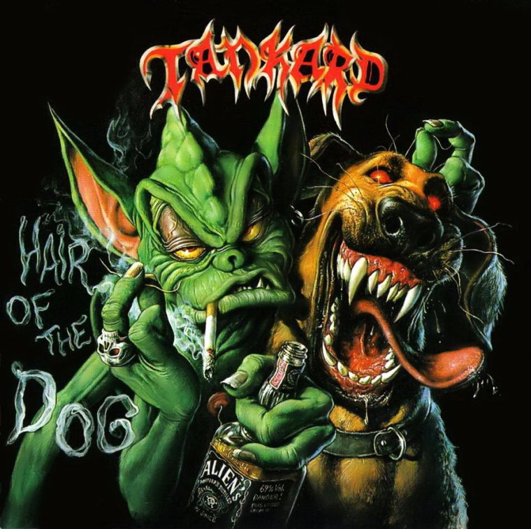✠... Tankard - Fooled By Your Guts  …✠