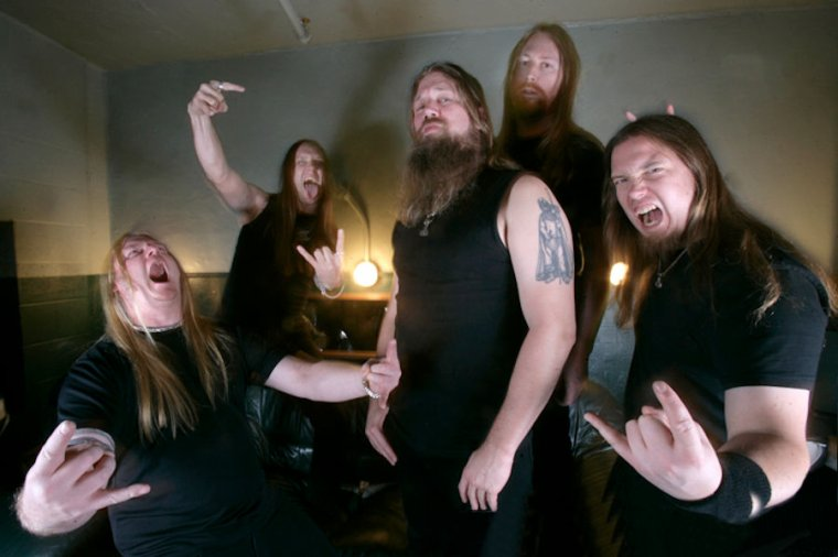 ✠... Amon Amarth - On a Sea Of Blood …✠