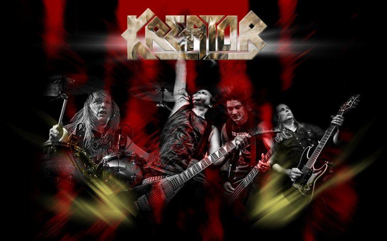 ✠... Kreator - Warrior Heart [Rock Hard Exclusive Track 2017]  ...✠
