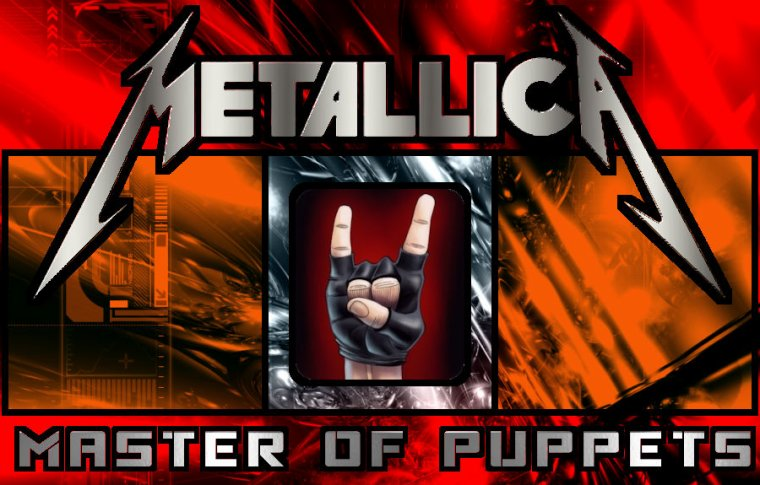 "✠... Metallica ""Master Of Puppets"" Live On The Howard Stern Show  …✠"