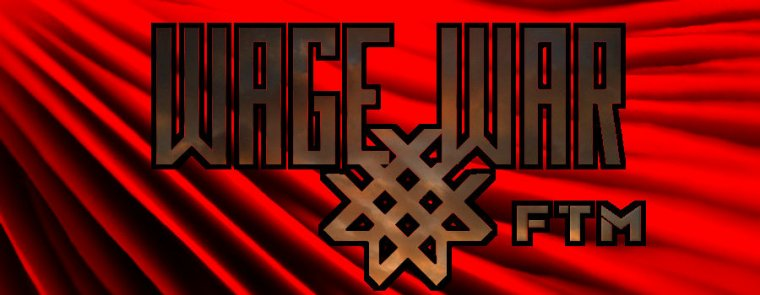 ✠... Wage War - Stitch [Official Music Video]  …✠