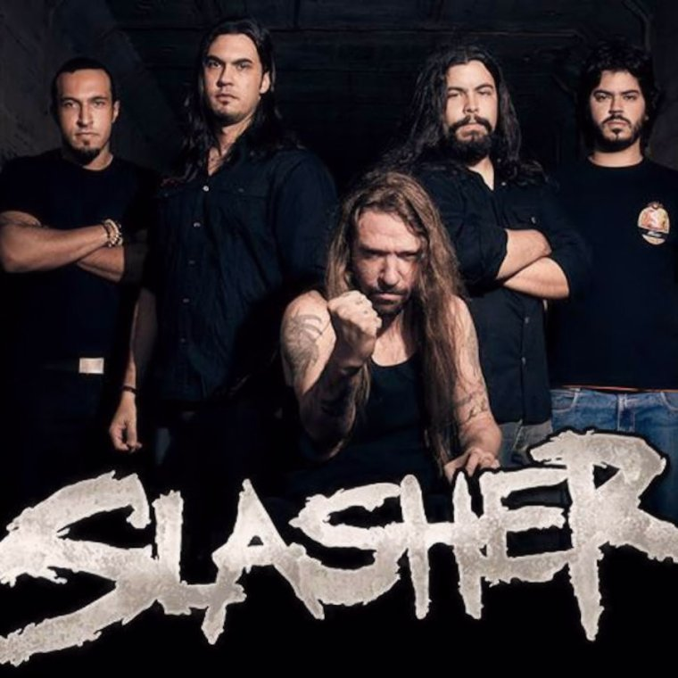 ✠... Slasher - Overcome [Official Video]…✠