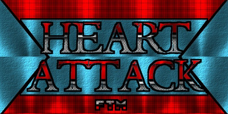 ✠... Heart Attack - Fight To Overcome [Official Video Clip - 2017, Apathia Records] …✠