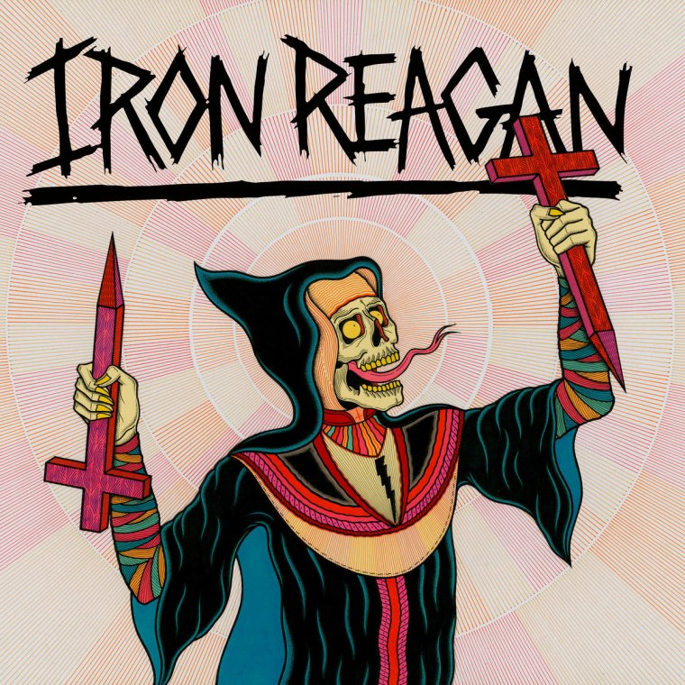 ✠... Iron Reagan - A Dying World [Official Music Video] …✠
