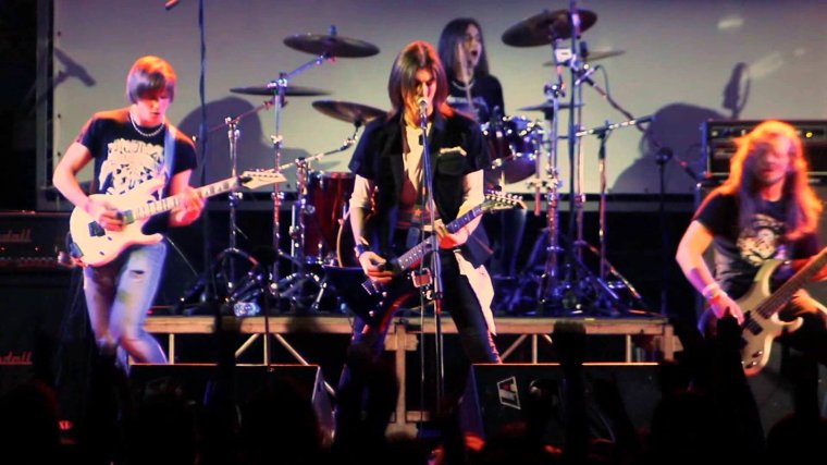 ✠... Scream Inc. - Seek And Destroy [Metallica Cover] Live …✠