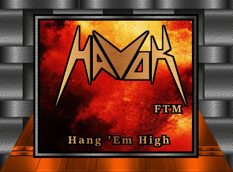 ✠... Havok - Hang 'Em High [CD Audio]  …✠