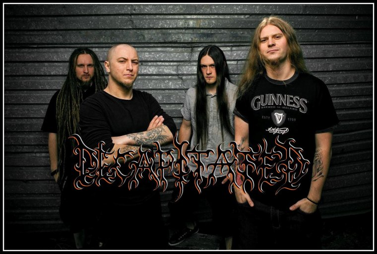 ✠... Decapitated - Never [Official Video] …✠