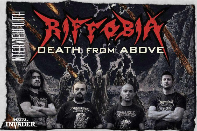 ✠... Riffobia - Death From Above …✠