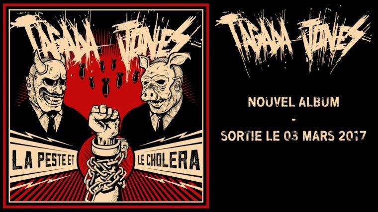 ✠... Tagada Jones - Mort aux cons - Officiel …✠