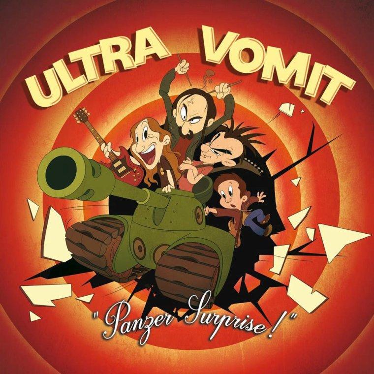 ✠... Ultra Vomit - KAMMTHAAR - Clip Officiel - Official Clip - Ofizial Klippen …✠