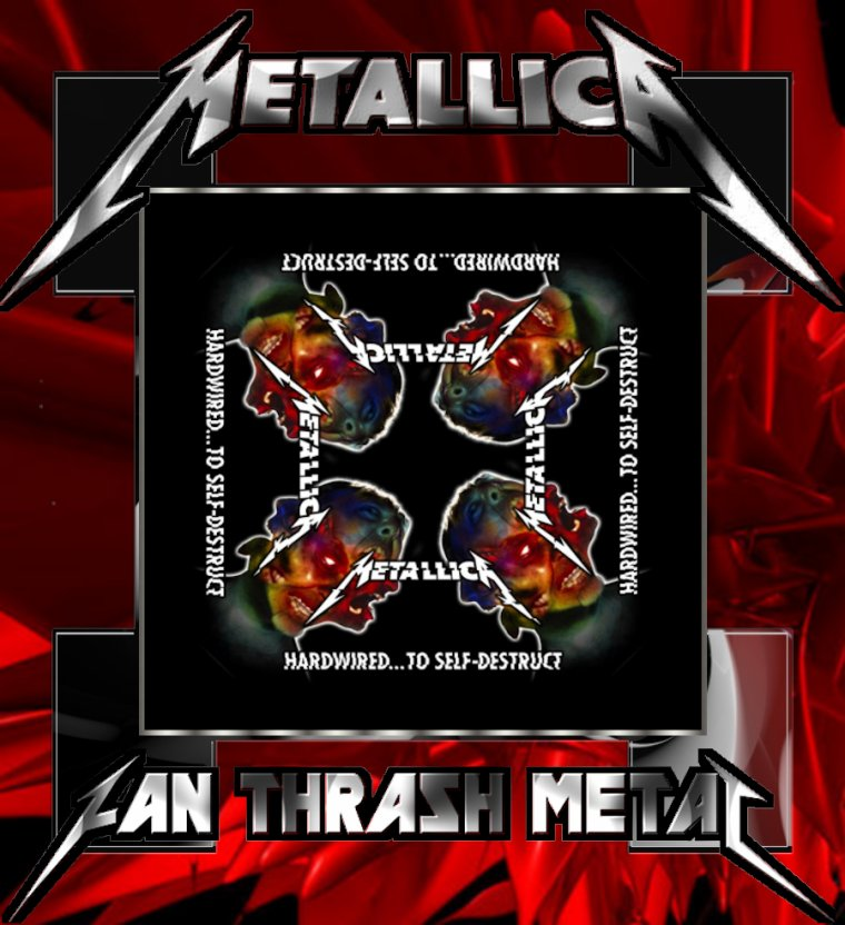 ✠... Metallica : Now That We're Dead [Official Music Video II] …✠